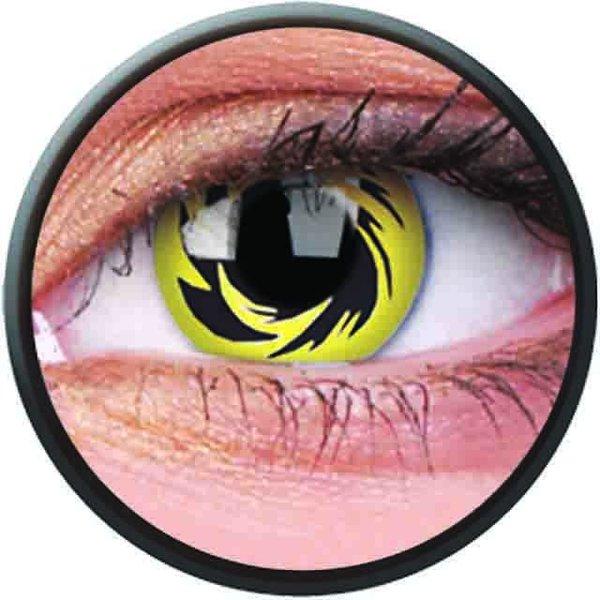 Phantasee Crazy Kontaktlinsen - Summer (2 St. Jahreslinsen) – ohne Stärke - exp.02/2021