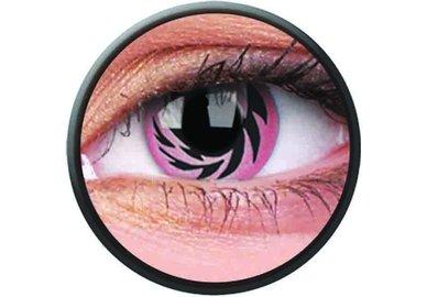Phantasee Crazy Kontaktlinsen - Winter (2 St. Jahreslinsen) – ohne Stärke - exp.02/2021