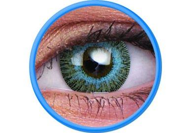 ColorVue Fusion - Grey Blue (2 St. 3-Monatslinsen) – ohne Stärke