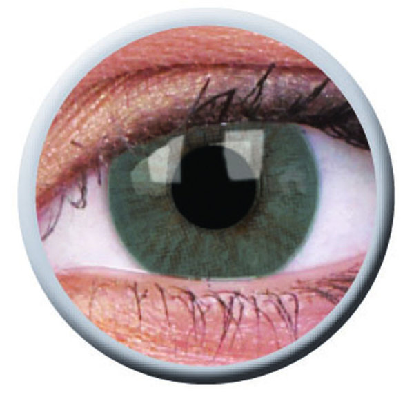 ColorVue Basic - Grey (2 St. 3-Monatslinsen) – ohne Stärke