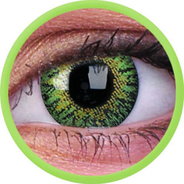ColorVue Trublends One-Day mit Stärke (10 Linsen) - Green