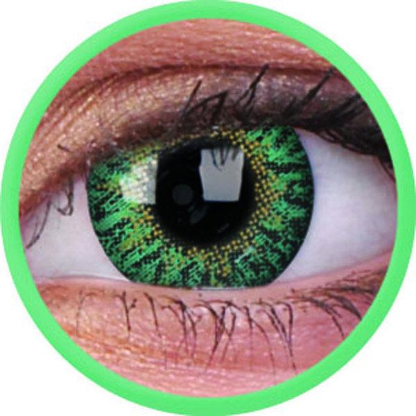 ColorVue Trublends One-Day mit Stärke (10 Linsen) - Turquoise