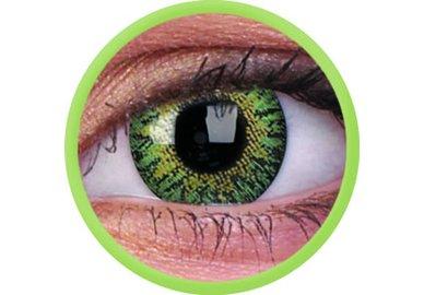 ColorVue Trublends One-Day ohne Stärke (10 Linsen) - Green