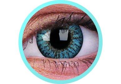 ColorVue Trublends One-Day ohne Stärke (10 Linsen) - Aqua