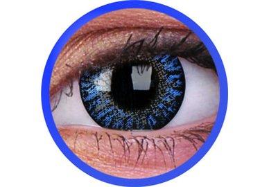ColorVue Trublends One-Day mit Stärke (10 Linsen) - Blue