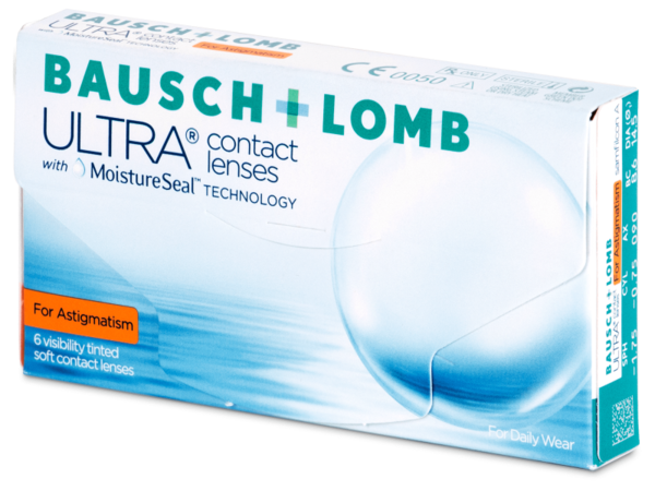 Bausch + Lomb ULTRA for Astigmatism (6 Linsen)
