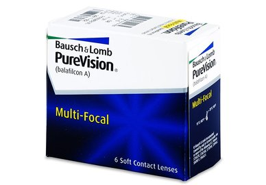 PureVision Multifocal (6 Linsen)