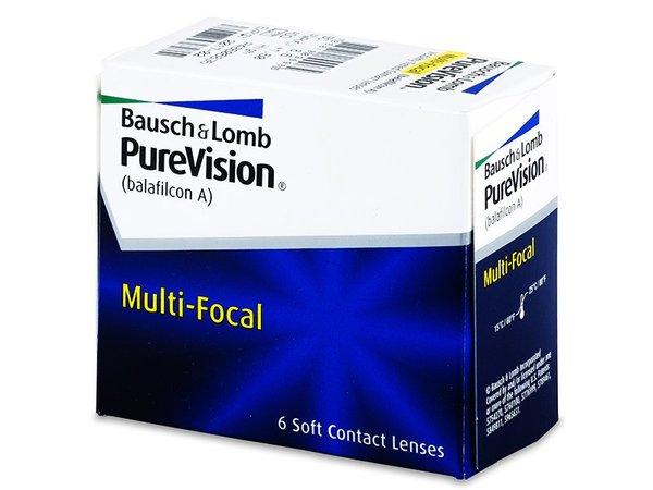 PureVision Multifocal (6 Linsen)
