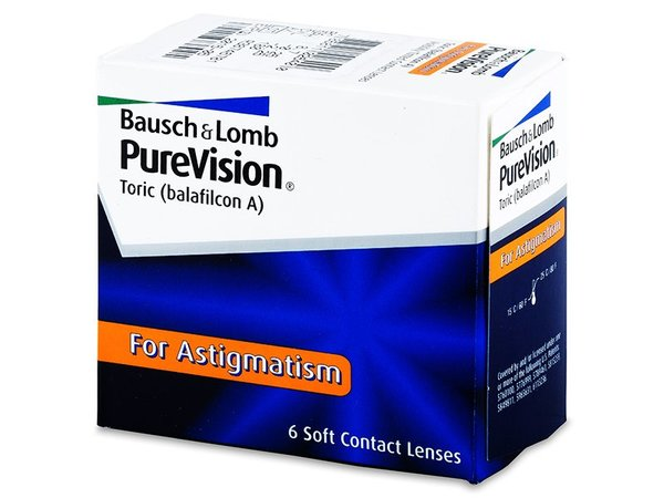 PureVision Toric (3 Linsen)
