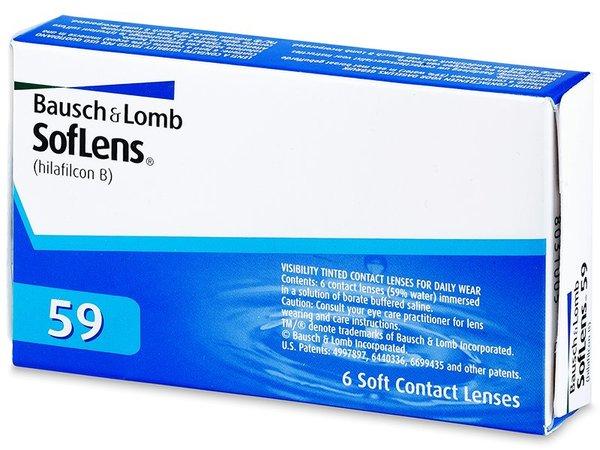 SofLens 59 (3 Linsen)