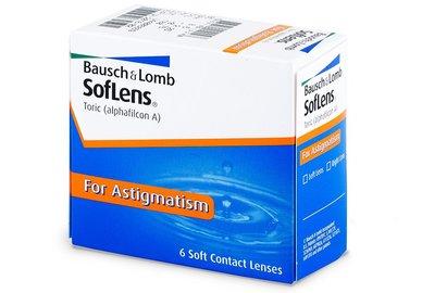 SofLens Toric (6 Linsen)