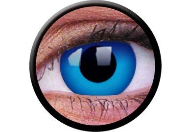 ColorVue Crazy-Kontaktlinsen -  Sky blue (2 St. 3-Monatslinsen) – ohne Stärke