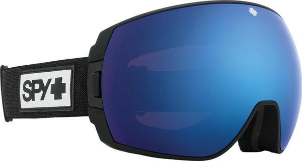 SPY Skibrille LEGACY Matte Black - Blue