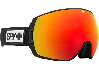 SPY Skibrille LEGACY Matte Black - Red
