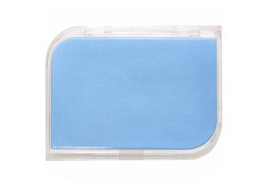 Etui für harte Kontaktlinsen - Set - Blau