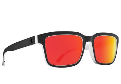 Sonnenbrille SPY HELM2 Whitewall Red - polar