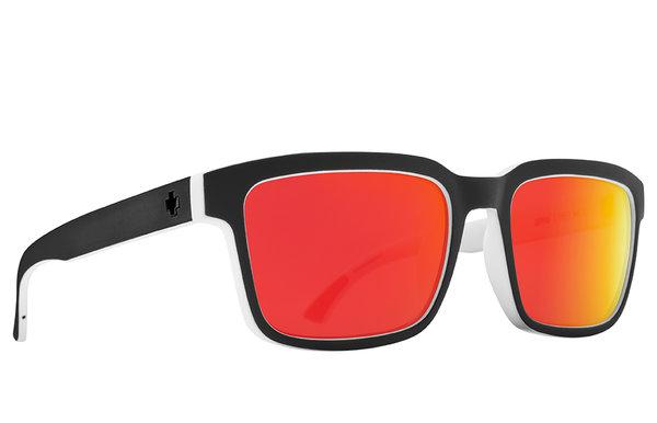 Sonnenbrille SPY HELM2 Whitewall Red - polar