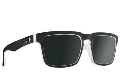 Sonnenbrille SPY HELM2 Whitewall Black - polar