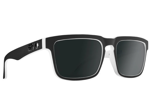 Sonnenbrille SPY HELM2 Whitewall Black - polar