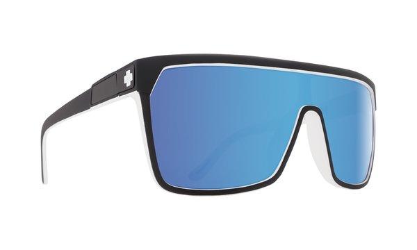 Sonnenbrille SPY FLYNN - Whitewall/Blue - happy