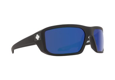 Sonnenbrille SPY McCOY - Matte Black - happy polar