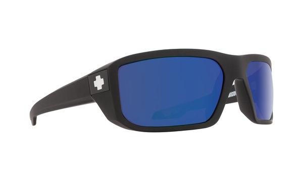 Sonnenbrille SPY McCOY - Matte Black - happy polar