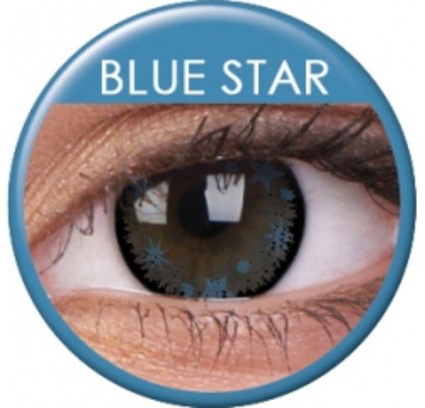 Jewel - Blue Star (2 St. 3-Monatslinsen) - ohne Stärke - exp.05/2019