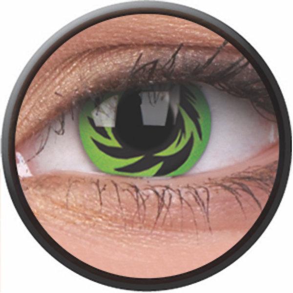 Phantasee Crazy Kontaktlinsen - Autumn (2 St. Jahreslinsen) – ohne Stärke - 02/2021