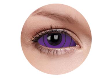 ColourVue Crazy Kontaktlinsen 22 mm - Colossus (2 St. 6-Monatslinsen) – ohne Stärke