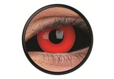 ColourVue Crazy Kontaktlinsen 22 mm - Gremlin (2 St. 6-Monatslinsen) – ohne Stärke