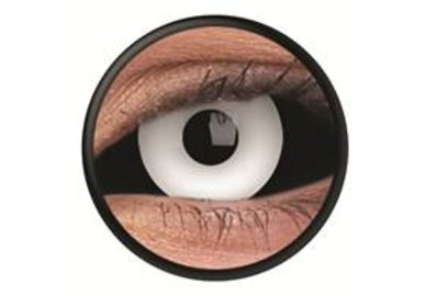 ColourVue Crazy Kontaktlinsen 22 mm - Medusa (2 St. 6-Monatslinsen) – ohne Stärke