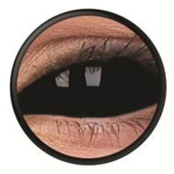ColourVue Crazy Kontaktlinsen 22 mm - Sabretooth (2 St. 6-Monatslinsen) – ohne Stärke