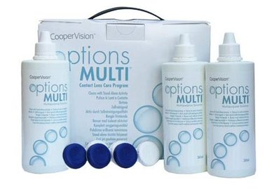 Options Multi 3x360ml