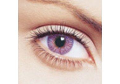 FreshLook Colors - Violet (2 St. Monatslinsen) – ohne Stärke