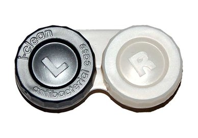 Antibakterieller Behälter - Silber