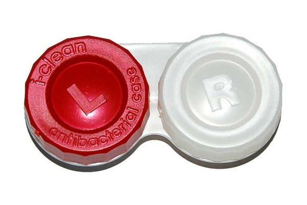 Antibakterieller Behälter - Rot