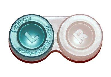 Antibakterieller Behälter - Grün