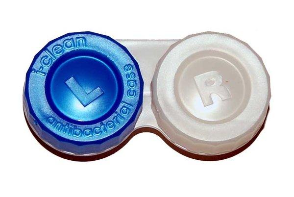 Antibakterieller Behälter - Hellblau
