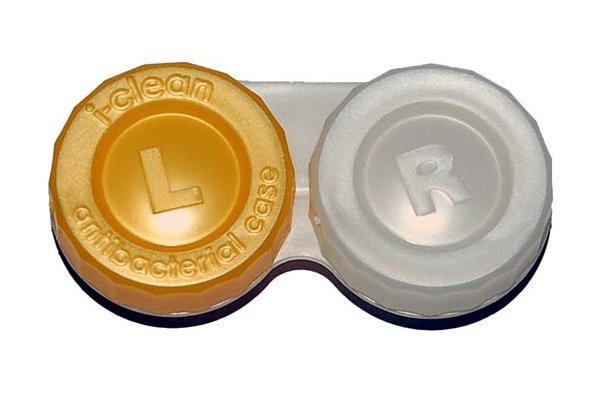 Antibakterieller Behälter - Gelb