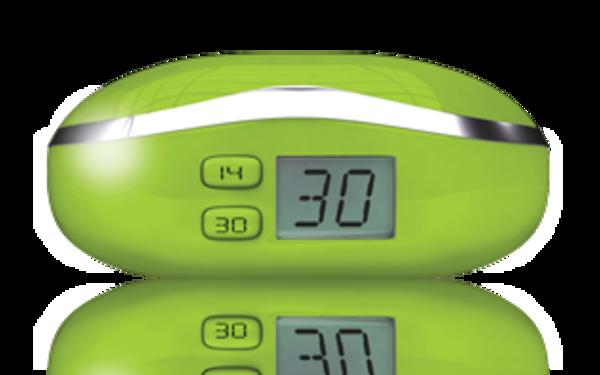 Digitaler Behälter - Grün