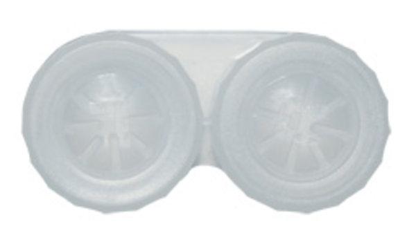 Klassischer Behälter (Ersatzbehälter) einfarbig Weiß
