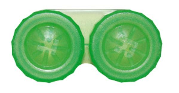 Klassischer Behälter (Ersatzbehälter) einfarbig Hellgrün