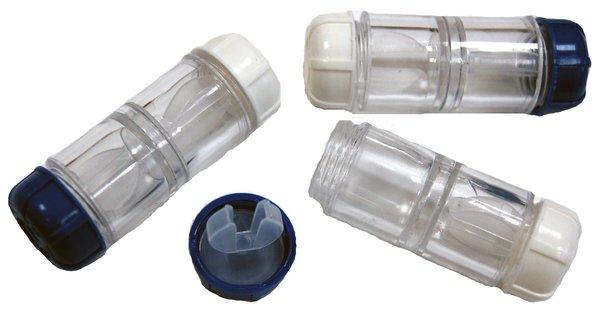 Behälter für harte Kontaktlinsen