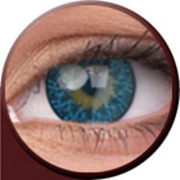 Phantasee Diva - Blue (2 St. 3-Monatlinsen) - ohne Stärke - exp.2020