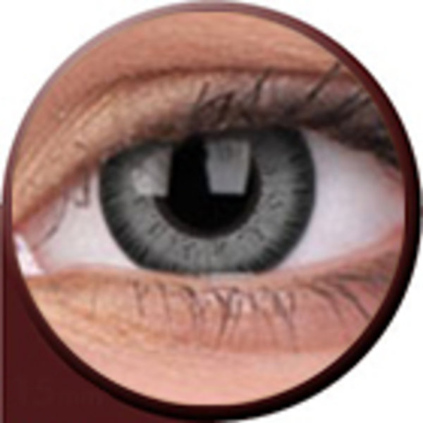 Phantasee Vivid - Grey (2 St. 3-Monatlinsen) - ohne Stärke