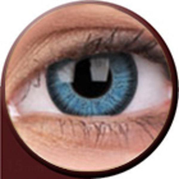 Phantasee Vivid - Blue (2 St. 3-Monatlinsen) - ohne Stärke
