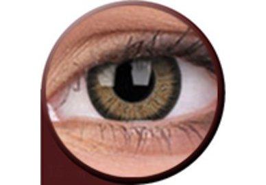 Phantasee Vivid - Brown (2 St. 3-Monatlinsen) - ohne Stärke