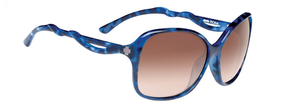 Sonnenbrille SPY FIONA - Blue Tort - happy