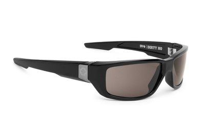 Sonnenbrille SPY DIRTY MO Black Grey