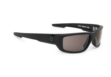 Sonnenbrille SPY DIRTY MO - Matte Black - polar